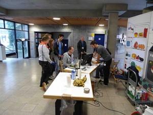RESOURCEMANAGER FOOD auf dem Tag der Wissenschaft 2015